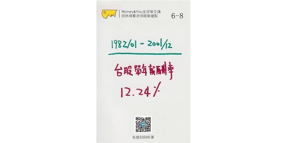 偉賢老師和您一起複習M&Y(6-8)