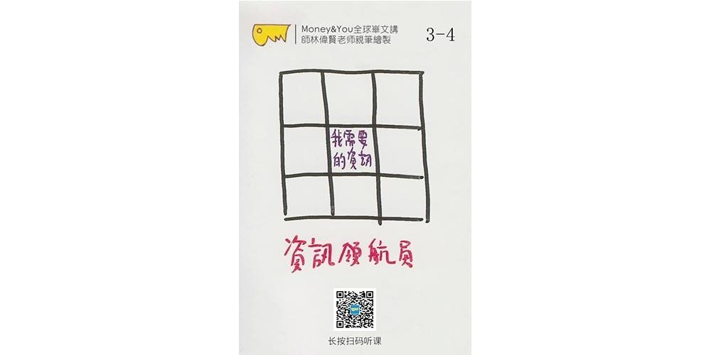 偉賢老師和您一起複習M&Y(3-4)