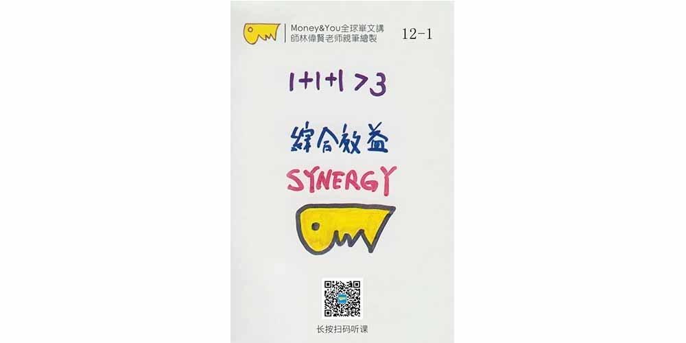 偉賢老師和您一起複習M&Y(12-1)